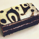 Chocolate Swirl Gateau $2.50 (#329)