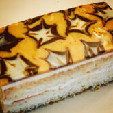 Vanilla Chocolate Dates Gateau $2.50